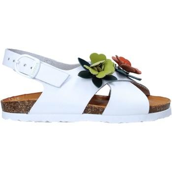 Boty Dívčí Sandály Bionatura 22B 1047 Bílý