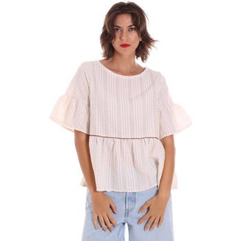 Textil Ženy Halenky / Blůzy Naturino 6001027 01 Béžový