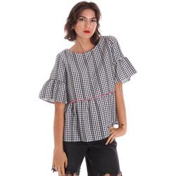 Textil Ženy Halenky / Blůzy Naturino 6001027 01 Černá