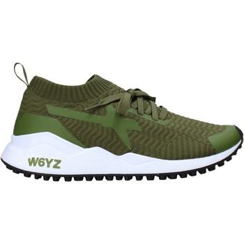 Boty Muži Nízké tenisky W6yz 2014538 01 Zelený