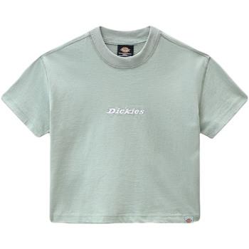 Textil Ženy Trička s krátkým rukávem Dickies DK0A4XBAB871 Zelený