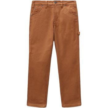 Textil Ženy Kapsáčové kalhoty Dickies DK0A4XJHBD01 Hnědý