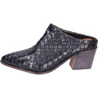 Boty Ženy Pantofle Moma BH772 Černá