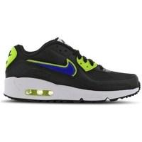 Boty Děti Nízké tenisky Nike Air Max 90 Černé