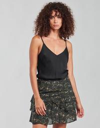 Textil Ženy Halenky / Blůzy Ikks BN11265 Černá