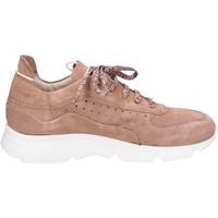 Boty Ženy Nízké tenisky Moma BH812 Růžový