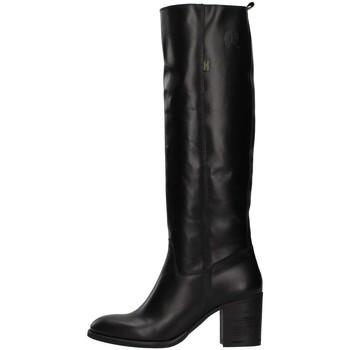 Boty Ženy Kozačky Dakota Boots DKT8 Černá