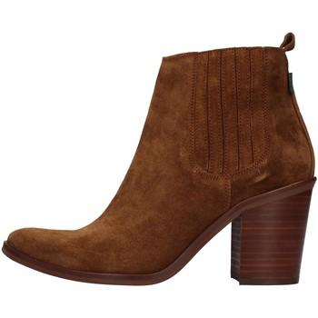 Boty Ženy Polokozačky Dakota Boots DKT24 Hnědá