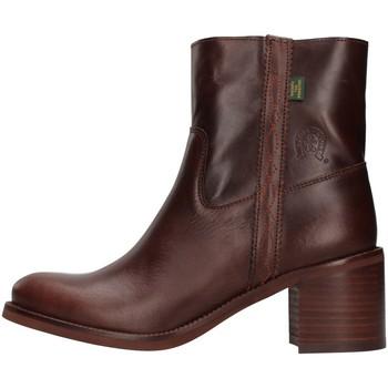 Boty Ženy Polokozačky Dakota Boots C12 Hnědá