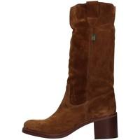 Boty Ženy Kozačky Dakota Boots C1 Hnědá