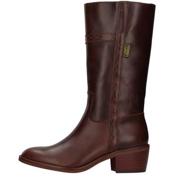 Boty Ženy Kozačky Dakota Boots 476 Hnědá