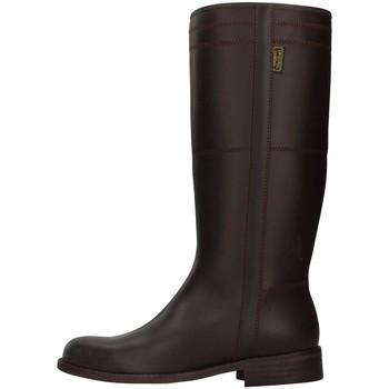Boty Ženy Kozačky Dakota Boots 300-LU Hnědá