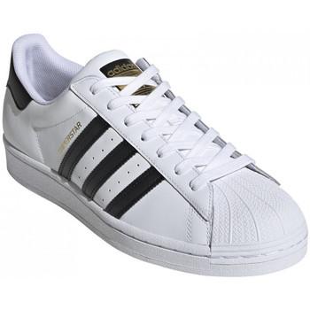 Boty Muži Nízké tenisky adidas Originals Superstar Bílá