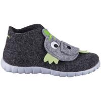 Boty Děti Kotníkové boty Superfit Happy Černé