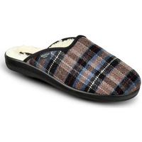 Boty Muži Papuče Mjartan Pánske papuče  ZDENO hnedá