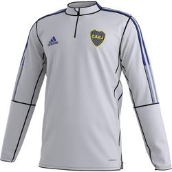 Textil Muži Mikiny adidas Originals Sweat Club Atlético Boca Junior gris clair/bleu