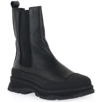 Boty Muži Kotníkové boty At Go GO DOLLARO NERO Nero