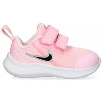 Boty Dívčí Běžecké / Krosové boty Nike 57585 Růžová