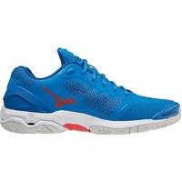 Boty Muži Běžecké / Krosové boty Mizuno Wave Stealth 5 Modré