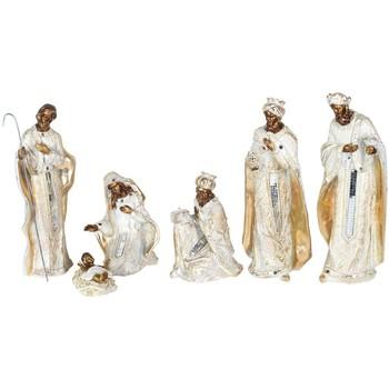Bydlení Vánoční dekorace Signes Grimalt Narození 6 Ks Set 6U Blanco