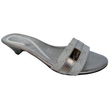 Boty Ženy Dřeváky Keys  Stříbrná