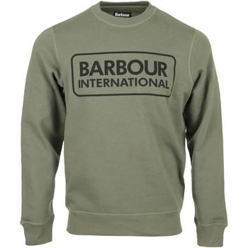 Textil Muži Mikiny Barbour Large Logo Sweat Zelená