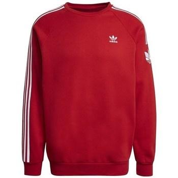 Textil Muži Mikiny adidas Originals 3D TF 3 Strp CR Červené