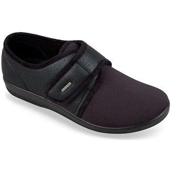 Boty Muži Papuče Mjartan Pánske čierne papuče  ENERSE čierna