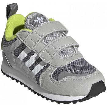 Boty Děti Běžecké / Krosové boty adidas Originals Zx 700 hd cf i Šedá