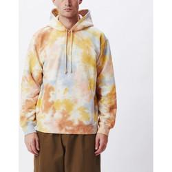 Textil Muži Mikiny Obey Mini bold recycled tie dye hd Vícebarevné