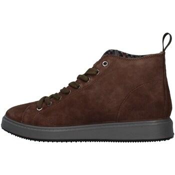 Boty Muži Kotníkové boty IgI&CO 8124722 Hnědá
