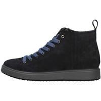 Boty Muži Kotníkové boty IgI&CO 8124700 Modrá
