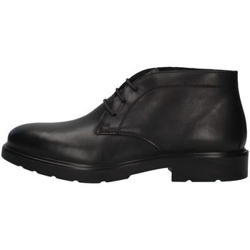 Boty Muži Kotníkové boty IgI&CO 8100400 Černá