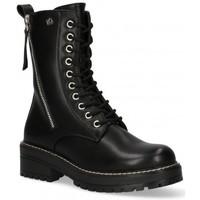 Boty Ženy Kotníkové boty Etika 55060 Černá