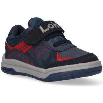 Boty Chlapecké Nízké tenisky Lois 58173 Modrá