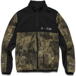 Textil Muži Větrovky Halo Coupe vent  Tech camouflage/noir