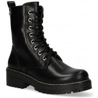 Boty Ženy Kotníkové boty Etika 55076 Černá