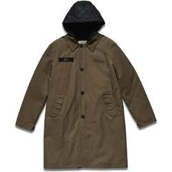 Textil Muži Kabáty Halo Parka  Military Coat marron vintage