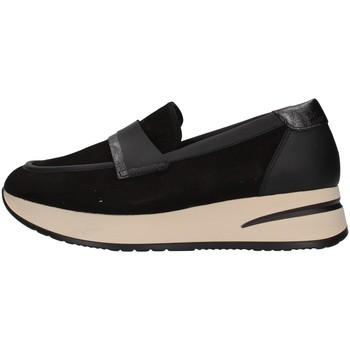 Boty Ženy Mokasíny Melluso R25057 Černá