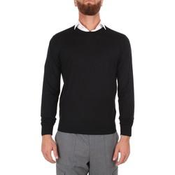 Textil Muži Svetry Mauro Ottaviani WH01 Černá