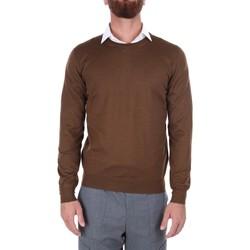 Textil Muži Svetry Mauro Ottaviani WH01 Hnědá