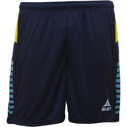 Textil Chlapecké Kraťasy / Bermudy Select Short enfant  player pop art bleu marine/bleu clair/jaune