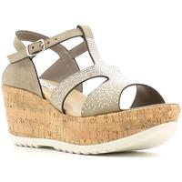 Boty Ženy Sandály Keys 5457 Hnědý