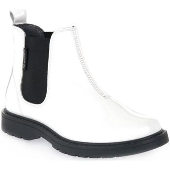 Boty Chlapecké Kotníkové boty Naturino N01 PICCADILLY WHITE Bianco