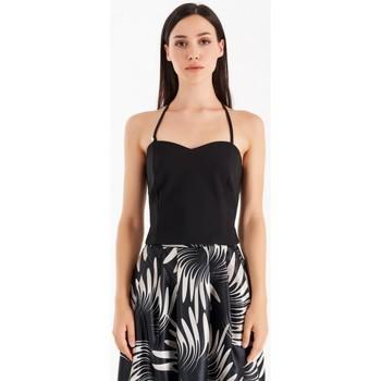 Textil Ženy Halenky / Blůzy Rinascimento CFC0105101003 Černá