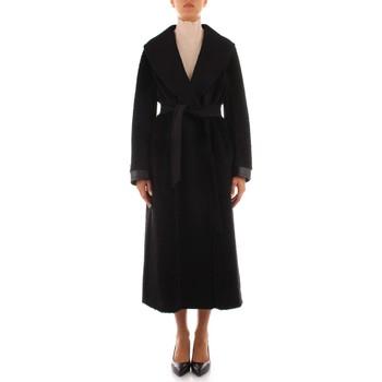 Textil Ženy Kabáty Maxmara Studio UDITO Černá