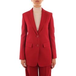 Textil Ženy Saka / Blejzry Maxmara Studio CARPAZI Červená