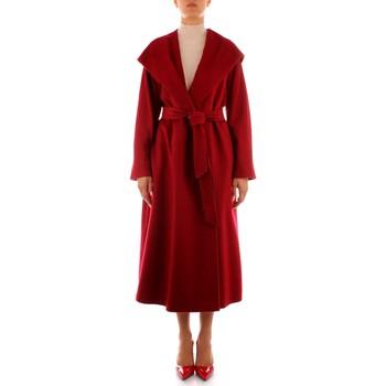 Textil Ženy Kabáty Maxmara Studio DANTON Červená