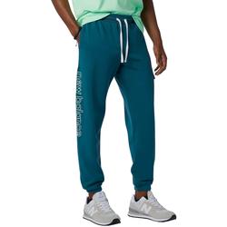 Textil Muži Teplákové kalhoty New Balance Athletics Clash Sweatpant Modrá