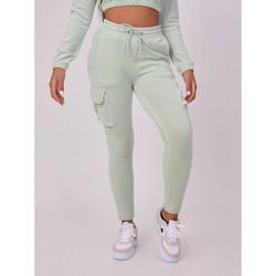 Textil Ženy Teplákové kalhoty Project X Paris Jogging femme gris clair